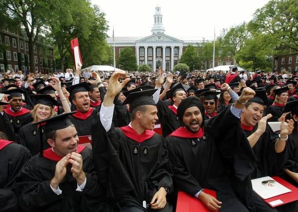 哈佛MBA: 今天的梦想,将是明天的故事
